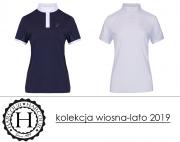 Koszulka konkursowa MONICA młodzieżowa kolekcja wiosna-lato 2019 - Harcour