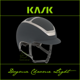 Kask Dogma Chrome Light - KASK - antracytowy/srebrny 57-59