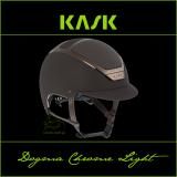 Kask Dogma Chrome Light - KASK - brązowy - roz. 55-56