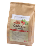 Cukierki dla koni COOKIES 1kg - Waldhausen - truskawka