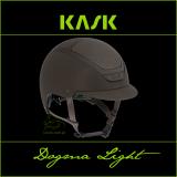 Kask Dogma Light - KASK - brązowy - roz. 55-56