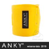 Bandaże polarowe kolekcja wiosna-lato 2019 - ANKY - sunny yellow