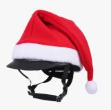 Czapka/nakładka świąteczna na kask - QHP