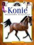 Konie. Nalepkowa książeczka