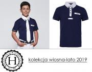 Koszulka konkursowa CRYSTALLO chłopięca kolekcja wiosna-lato 2019 - Harcour