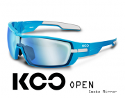 Okulary KOO Open - Super Blue - light blue