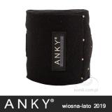 Bandaże polarowe kolekcja wiosna-lato 2019 - ANKY - charcoal