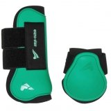 Ochraniacze Jumping komplet - EURO-STAR - emerald