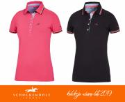 Koszulka MAIRA damska wiosna-lato 2019 - Schockemohle