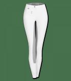 Bryczesy ELT FUN SPORT SILICONE młodzieżowe - Waldhausen - pełny silikonowy lej - biały