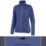 Kurtka damska RUBY.SP AW21 - Schockemohle - jeans blue