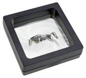 Broszka 3D koń w skoku - HAPPYROSS