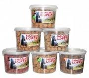 Naturalne cukierki/smaczki dla koni 3L - LOPEZ
