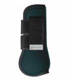 Ochraniacze skokowe ESPERIA przody - Waldhausen - fir green/black