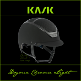 Kask Dogma Chrome Light - KASK - czarny - roz. 55-56