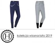 Bryczesy PALMDALE damskie kolekcja wiosna-lato 2019 - Harcour