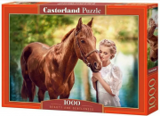 Puzzle BEAUTY AND GENTLENESS 1000 - Castorland
