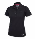 Koszulka polo LARA damska ELT - Waldhausen - black