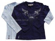 Bluzka z długim rękawem ACTIVE RIDERS młodzieżowa - HKM