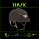 Kask Dogma Chrome Light - KASK - brązowy - roz. 57-59