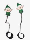 Ozdoba świąteczna na ogłowie - QHP - elf