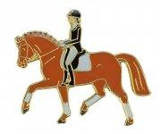 Znaczek ozdobny 77 - Rider - HappyRoss