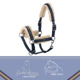 Kantar DOUBLE PIN FAUX FUR Eskadron Classic Sports wiosna-lato 2020 - navy