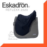 Pokrowiec na siodło SOFTSHELL Reflexx wiosna/lato 2020