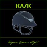 Kask Dogma Chrome Light - KASK - granatowy - roz. 55-56