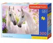 Puzzle ROMANTIC HORSES 300 elementów - Castorland
