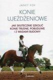 Książka KONIE UJEŻDŻENIOWE - J. Foy