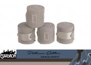 Bandaże polarowe FLEECE - PLATINUM EDITION 2020/21 - Eskadron - greige
