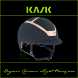 Kask Dogma Chrome Light Everyrose - KASK - granatowy - roz. 57-59