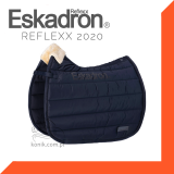 Potnik Eskadron GLOSSY PAD Reflexx wiosna/lato 2020 - navy