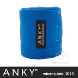 Bandaże polarowe kolekcja wiosna-lato 2019 - ANKY - royal blue