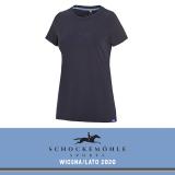 Koszulka LAILA SS20 - Schockemohle - moonlight blue