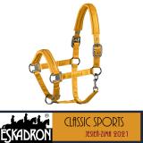 PRZEDSPRZEDAŻ Kantar DOUBLEPIN SATIN CRYSTAL - Classic Sports A/W 21 - Eskadron - vintage gold