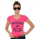 Koszulka TEAM damska - SPOOKS - pink