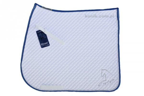 Potnik EQUEST Cotton Classic Plus EQ STYLE- biały