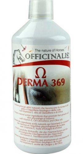 Suplement diety wspomagający leczenie zmian skórnych DERMA 369 - OFFICINALIS