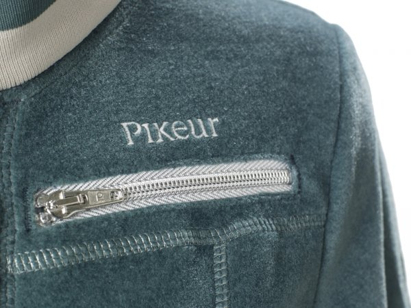 Bluza polarowa Pikeur MALINA - dark stone
