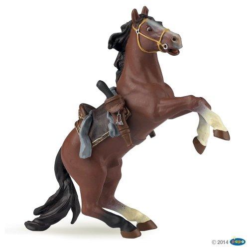 Figurka koń muszkietera - PAPO