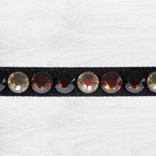 Ogłowie Magic Tack z dodatkowym, magnetycznym naczółkiem - KIEFFER