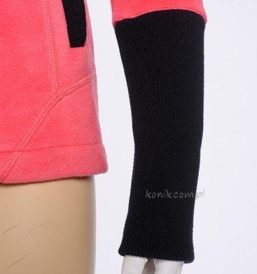 Bluza polarowa LAILA pink - SPOOKS