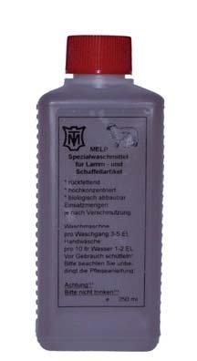 Płyn do prania futer owczych oraz wełny MELP 50ml - MATTES
