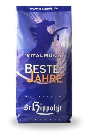 St HIPPOLYT Vitalmusli Beste Jahre dla koni starszych- 20kg