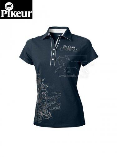 Koszulka polo Pikeur CECIL - navy