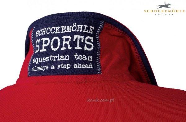 Koszulka damska MAYRA Schockemohle - chili
