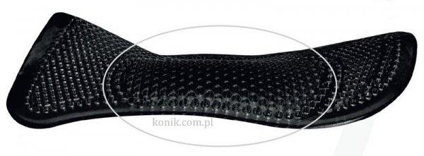 Żel pod siodło korygujący środek - ACAVALLO - czarny
