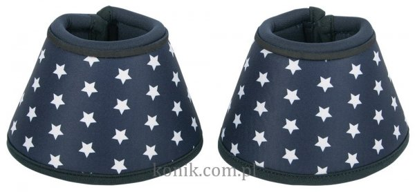 Kaloszki neoprenowe Harry's Horse Star - granatowe
